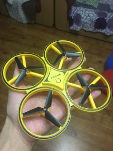 Drone Firefly photo review