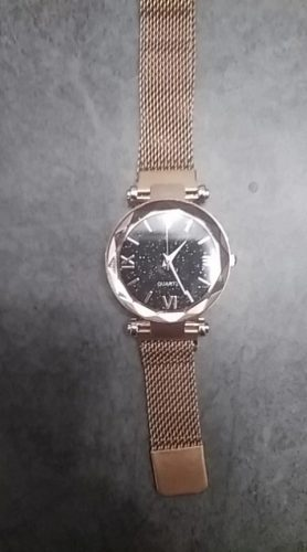 Elegant watch photo review