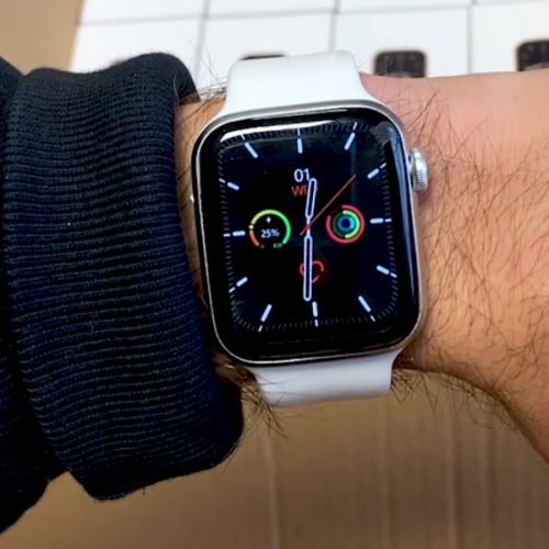 Smart Watch White photo review
