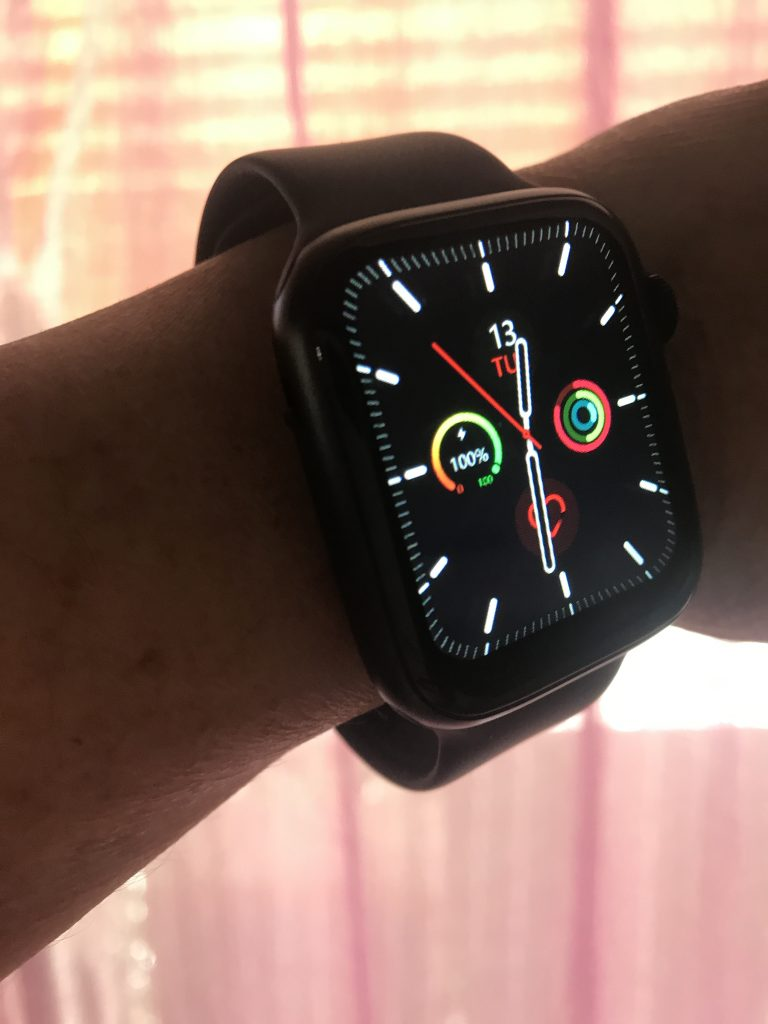 Smart Watch Black photo review