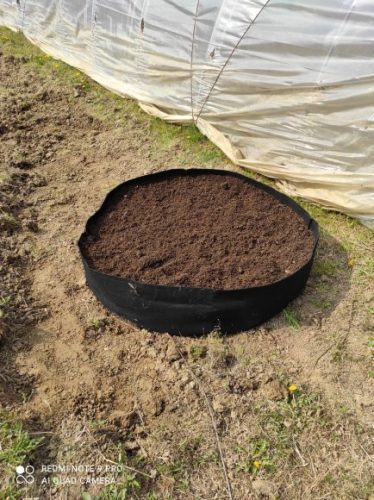 Garden Round bed photo review